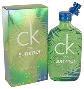 Calvin Klein CK ONE SUMMER EDITION 2016 3.3 oz/100ml EDT Spray*Brand New.*