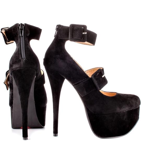 Luichiny Black Pumps