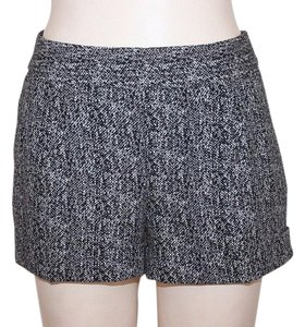 Express Printed Dress Dress Shorts black