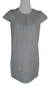 Etcetera short dress Gray Layering on Tradesy
