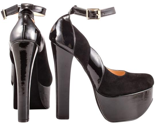 Luichiny Black Platforms