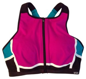 Victoria's Secret VSX front close sports bra
