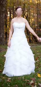 Alfred Angelo 2100 Wedding Dress