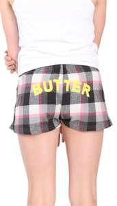 Butter Camp Children Supersoft New Mini/Short Shorts Multi-Color Black Grey Red
