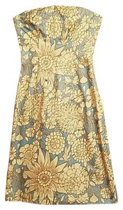 J.Crew Floral Summer Sleeveless Dress