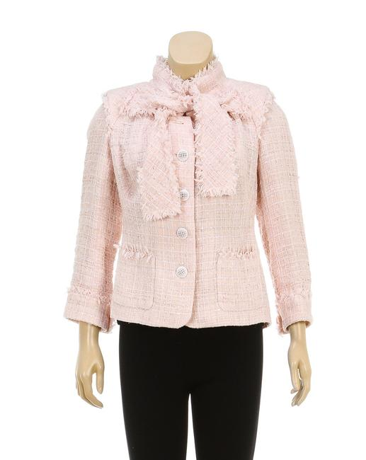 Preload https://item5.tradesy.com/images/chanel-pink-womens-jeans-jacket-1812549-0-0.jpg?width=400&height=650