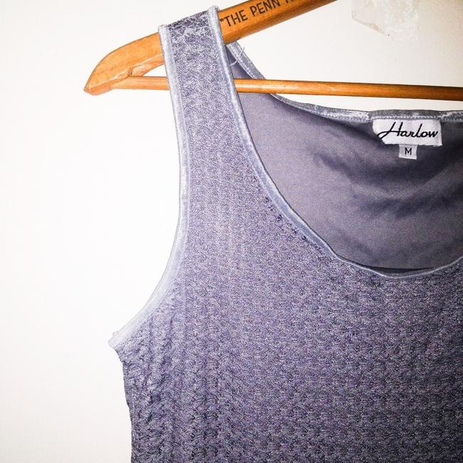 Other Gray Shirt Gray Crop Crop Vintage Crop Vintage Top Image 1