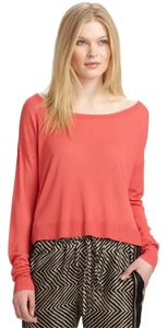 Elizabeth and James Hi Lo Crop Sweater