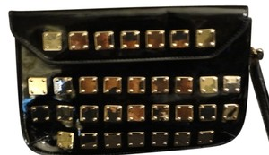 Other Black & Gold Clutch