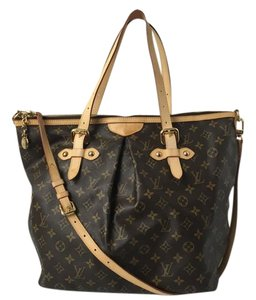 Louis Vuitton Palermo Gm Palermo Speedy Shoulder Bag