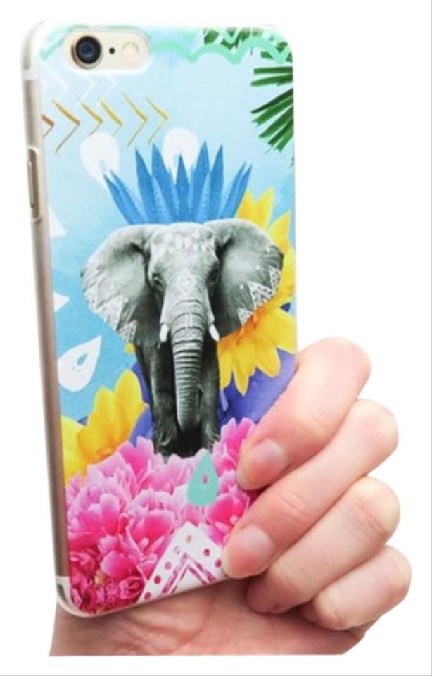 mixed colors new boho elephant iphone 6 6s phone case tech accessory