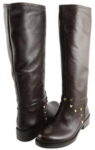 Love Moschino Designer T. Moro/ Brown Boots