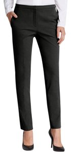 Theory Fia Dress Trouser Pants Black