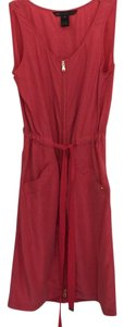 Marc by Marc Jacobs short dress Dusty red on Tradesy