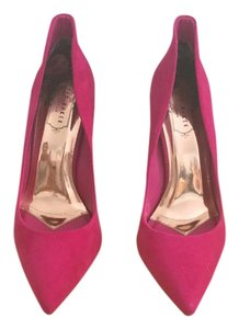 Ted Baker Deep Pink Pumps
