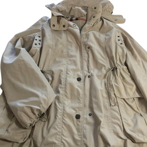 Burberry Fall Coat Tan Coat Jacket