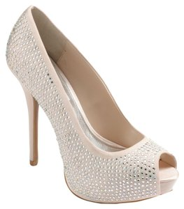 Jennifer Lopez Blingy Blush Platforms