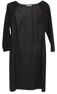 T Tahari short dress Black on Tradesy