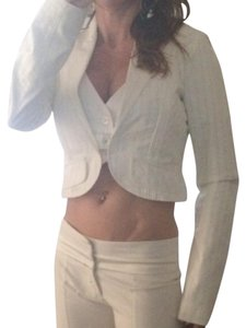 Guess By Marciano White Blazer