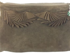 Chloé Brown Clutch