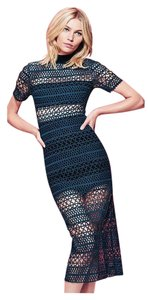 self-portrait Lace Crochet Party Night Out Dress