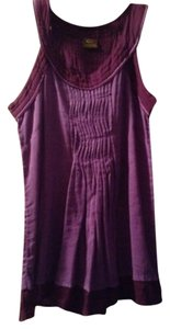 CCHOTA Festival Hippie Boho Vintage Handmade Plum Xs Small S Summer Top Purple