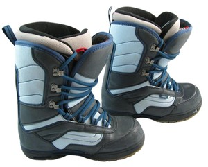 Vans Mantra Boots blue Athletic