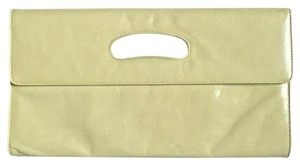 Hobo International Katrina Leather light olive green Clutch
