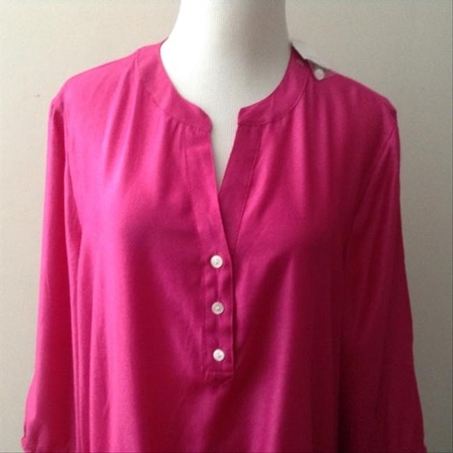 Chico's Top Pink