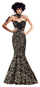 MNM Couture Gown Ball Gown Full Length Dress