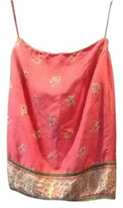 Other 100% Silk Summer Skirt Pink