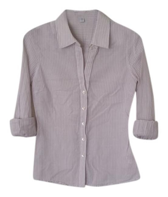 Preload https://item1.tradesy.com/images/james-perse-white-multi-button-down-top-size-2-xs-1813165-0-0.jpg?width=400&height=650