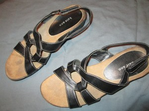 Kate Mack black Sandals