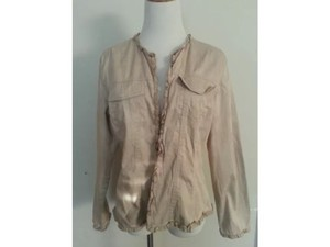 Chico's Beige Jacket
