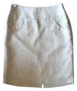 The Limited Skirt Gray