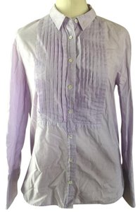 J.Crew Button Down Shirt Light Lavender
