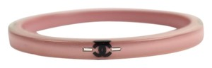 Chanel Pink CC Bangle 8CCA728
