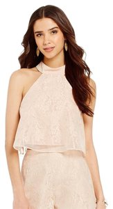 Keepsake the Label Blush Halter Top
