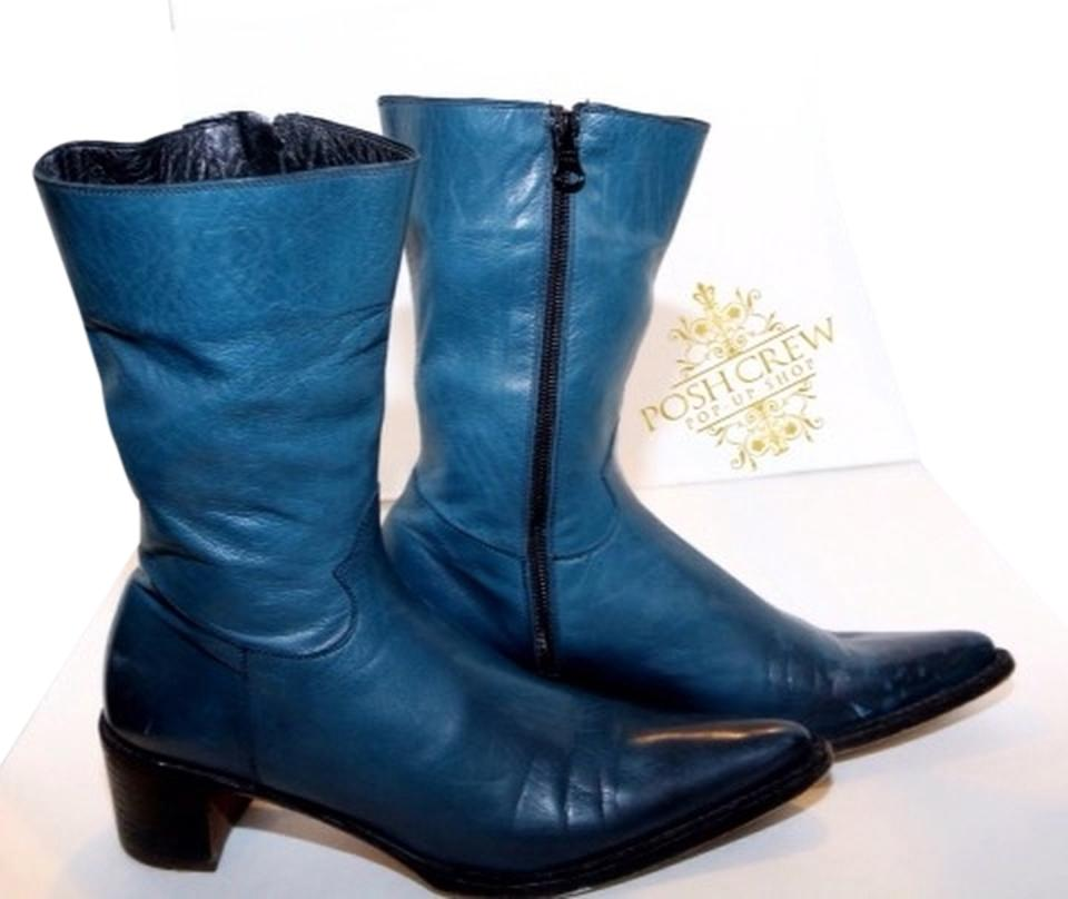 Women's Rocco design P. Blue Boots/Booties Professional design Rocco 077205