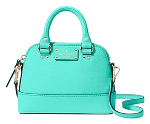 Kate Spade New With Leather Mini Cross Body Bag