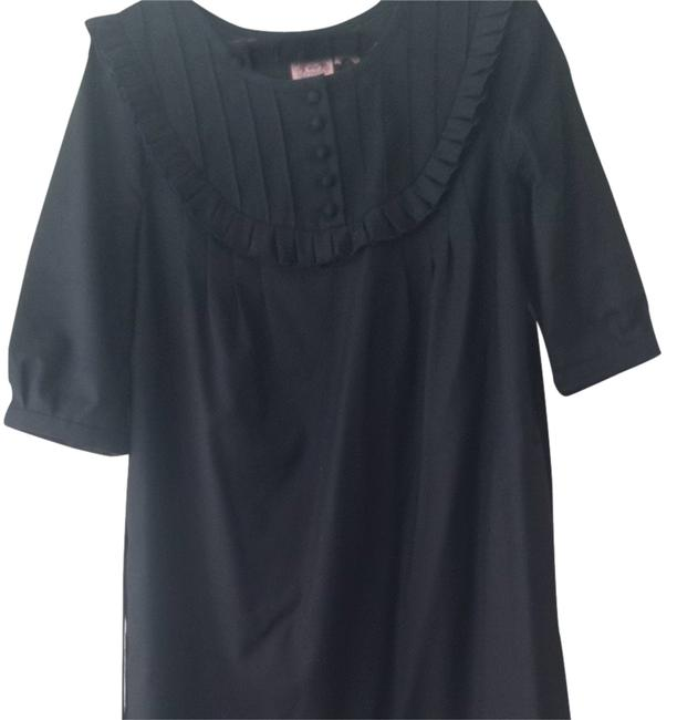 Preload https://item2.tradesy.com/images/juicy-couture-dress-black-1813446-0-0.jpg?width=400&height=650