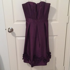 Jasmine Bridal Deep Purple Dress