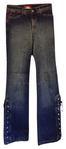 Vertigo New Old Stock Boot Cut Jeans-Medium Wash
