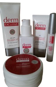 Derm Exclusive Derm Exclusive FILL and FREEZE!!! Like on t.v. Facial system