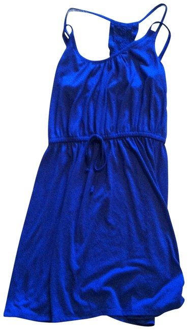 Preload https://item1.tradesy.com/images/love-on-a-hanger-blue-short-casual-dress-size-8-m-181355-0-0.jpg?width=400&height=650