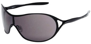 Oakley Oakley Deception Satin Black/Warm Grey Sunglasses