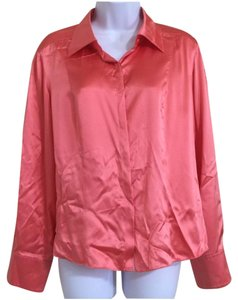 Talbots Top Coral