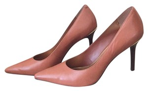 Lauren Ralph Lauren Polo tan Pumps