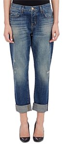J Brand Capri/Cropped Denim-Distressed