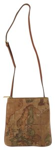 Alviero Martini Leather Handbag Cross Body Bag